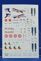 Special Hobby 1/72 SIAI-Marchetti SF-260M/AM/W # 72418